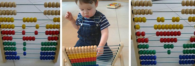 abacus rod