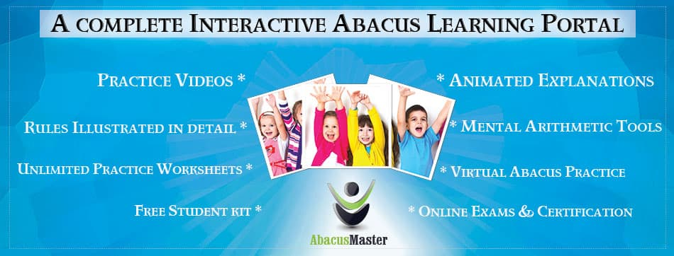 Features and attractions of the online Abacus program